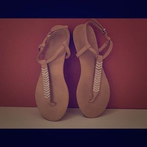 Diamond Express Thong Sandal